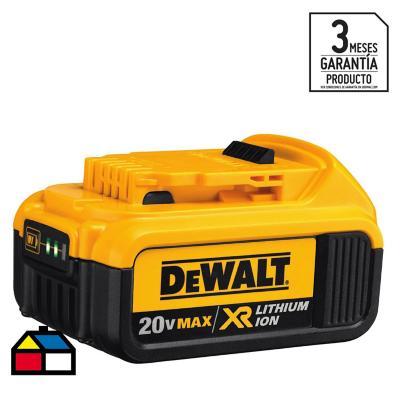 Batería recargable 20V 4,0 Ah