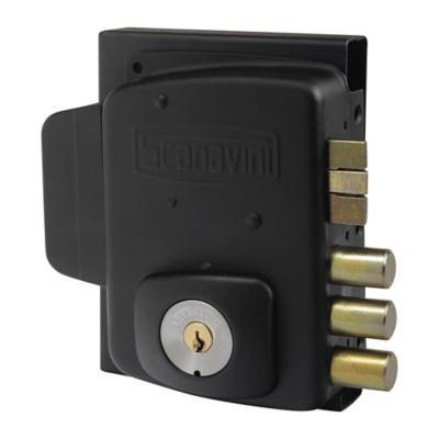 Cerradura eléctrica sobreponer 2150-30 con caja