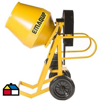 Betonera 130 litros 1 HP
