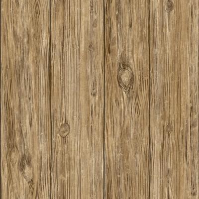 Rollos autoadhesivos Reutilizables madera café 52x503 cm