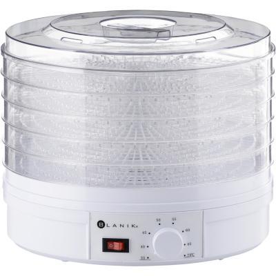 Deshidratador de alimentos 5 espacios 250 W blanco