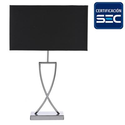Lámpara de mesa Queluz 1 luz