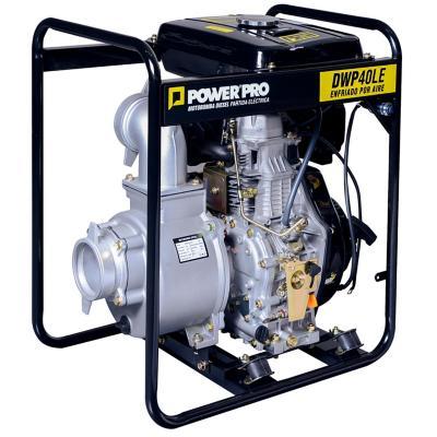 "Motobomba a Diesel 4"" 10HP 1083L/min"
