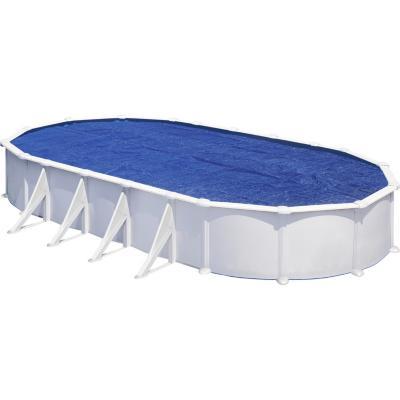 Cobertor para piscina ovalada 730x375x120 cm