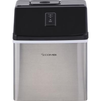 Máquina de hielo 13 kg gris