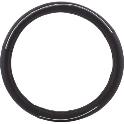 Cubrevolante PVC negro