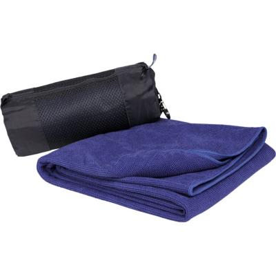 Toalla deportiva 48x90 cm con bolso de transporte