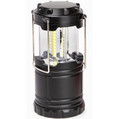 Lámpara LED 3 W 12,5x8,5 cm negro