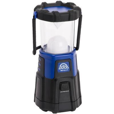 Lámpara LED 14,5x7x7 cm azul