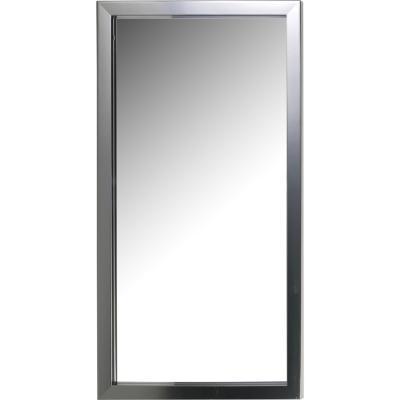 Espejo 60x30 cm rectangular grafito