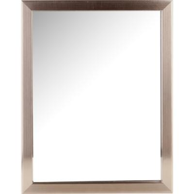 Espejo 40x30cm rectangular cobre