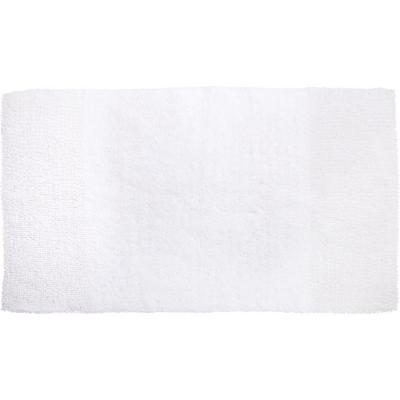 Piso para baño 50x80 cm blanco