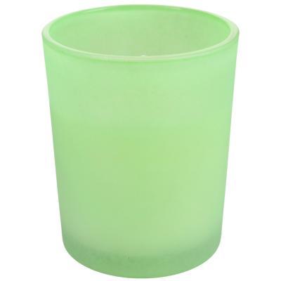 Vela vaso aroma manzana