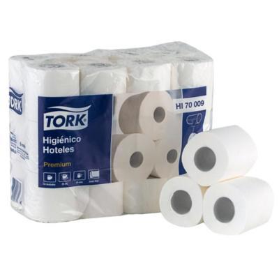Higiénico premium 24 rollos x 20 metros doble hoja