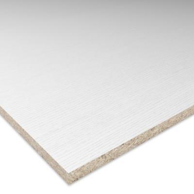 Melamina Blanca Softwood 15 mm 183 x 250 cm
