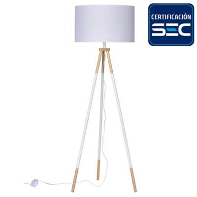 Lámpara de pie Oslo 1 l E27 32 W