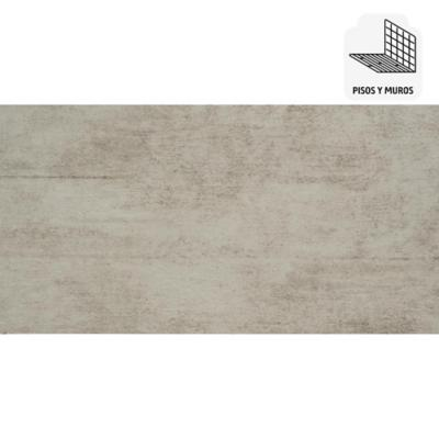 Gres Porcelanico 30X60 cm Walk gris 1,44 m2