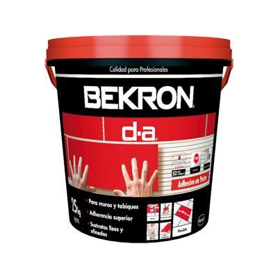 Adhesivo cerámico en Pasta Doble Acción 25 Kg