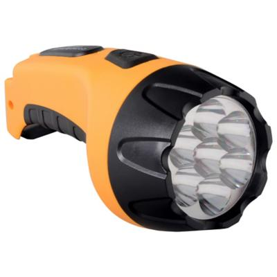 Linterna recargable LED 7 luces