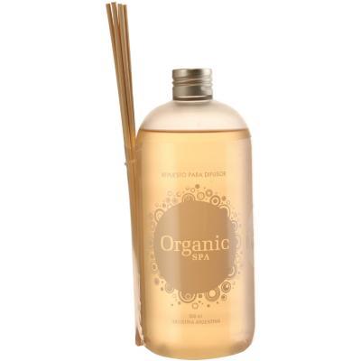 Repuesto para difusor de aromas coco vainilla 500 ml amarillo
