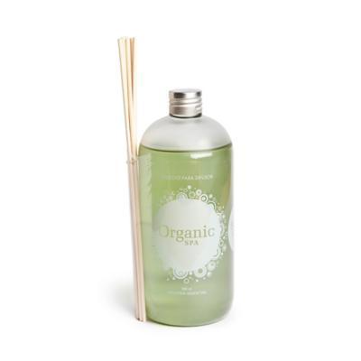 Repuesto para difusor de aromas sándalo vainilla 500 ml crema