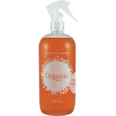Vaporizador pomelo naranja 500 ml naranjo