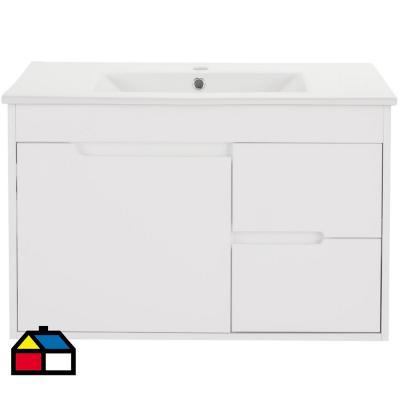 Vanitorio Almada 80x55x46 cm blanco