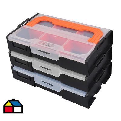 Caja de herramientas 17x6x26