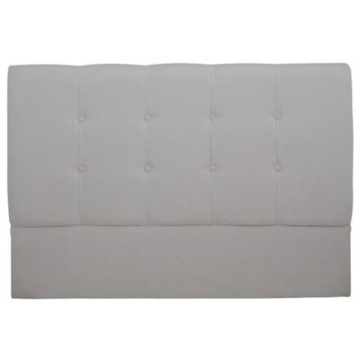 Respaldo para cama 1,5 plazas beige