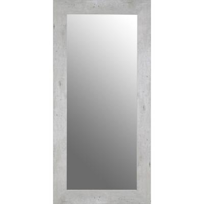 Espejo 120x60 cm concreto