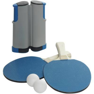 Kit tenis para mesa pórtatil
