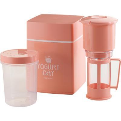 Yogurtera rosado