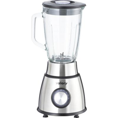 Licuadora vidrio 1,5 litros silver