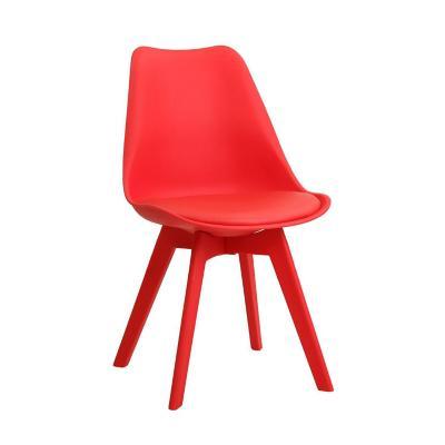 Silla 82x55x48 cm rojo