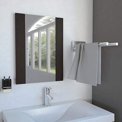 Espejo para baño 45x60x1,8 cm Wengue