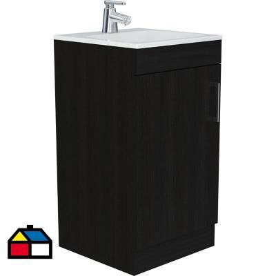 Mueble lavamanos Madrid 40X33X88 cm