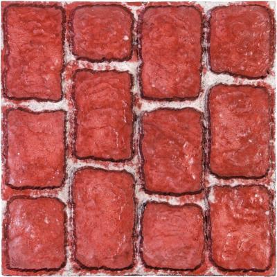 Pastelón Vicuña rojo