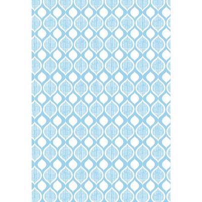 Papel Adhesivo Savoy Blue 2,7mt x 0,45 mt