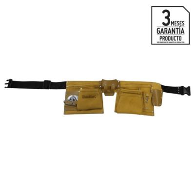 Cinturón porta herramientas 12 bolsillos