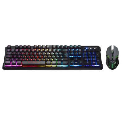 Combo Gamer Teclado+Mouse