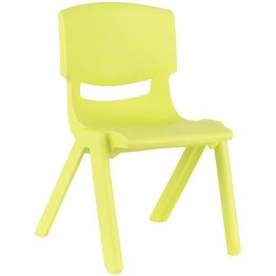 Silla Candy infantil 34x37x52 cm verde limón