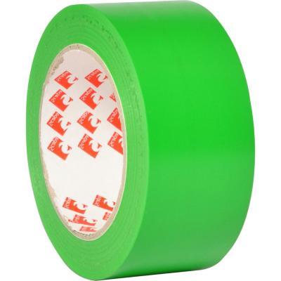 Cinta demarcatoria verde - 50mm x 33m