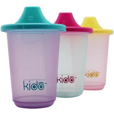 Set de vasos reutilizables 3 unidades