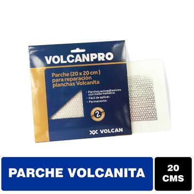 Parche volcanita 20x20 cm