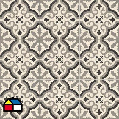 Cerámica 20X20 cm blanco 1 m2