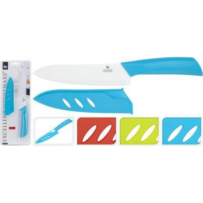 Cuchillo cerámica 28 cm colors