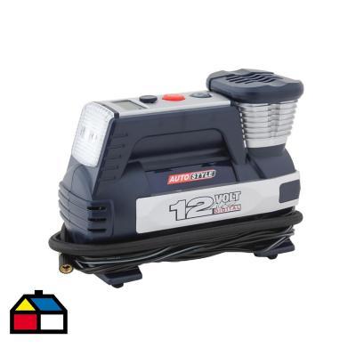 Compresor de aire 2 pistones 12 V