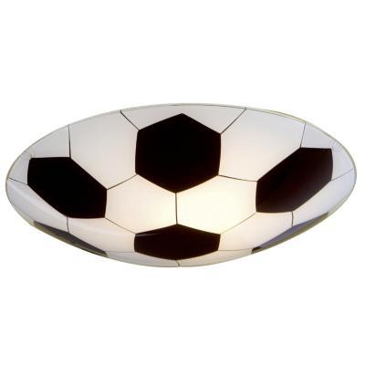 Plafón Junior Futbol 1x60W E27