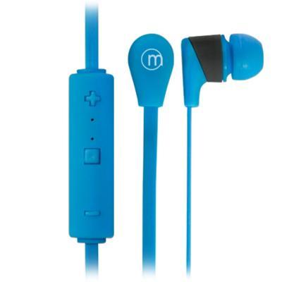 Audifono bluetooth in-ear azul