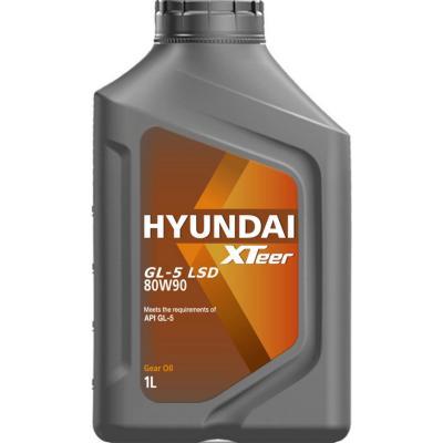 Aceite para automóvil GL-5 LSD 80w90 1l